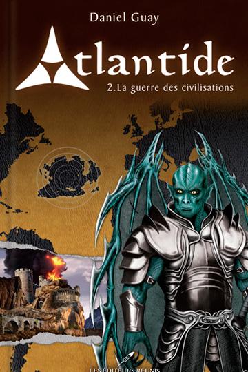 Atlantide 2 – La guerre des civilisations